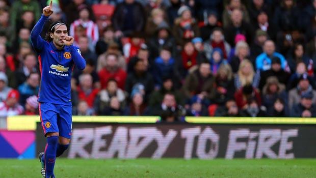Man United Radamel Falcao