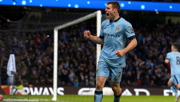 Manchester City James Milner