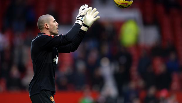 Manchester United Victor Valdes