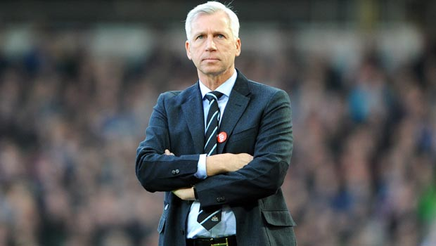 New Crystal Palace manager Alan Pardew