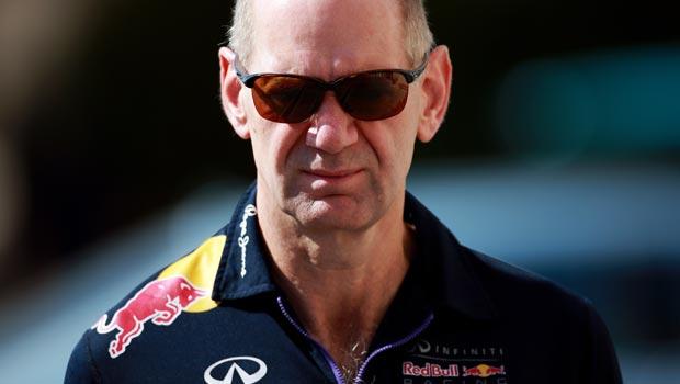 Red Bull Adrian Newey