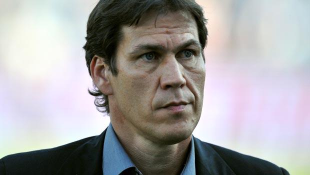 Rudi Garcia Roma manager