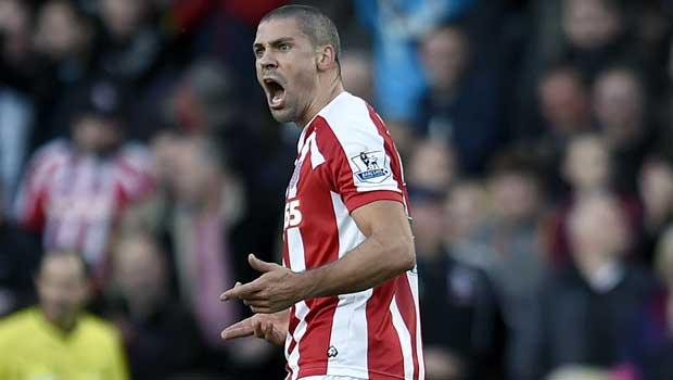 Stoke City Jonathan Walters