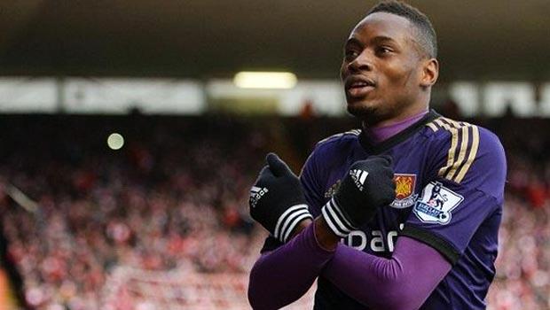 West Ham United Diafra Sakho