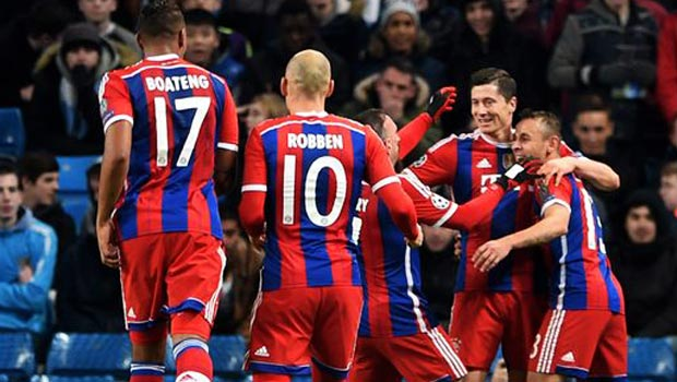 Bayern Munich ahead of Shakhtar Donetsk Clash