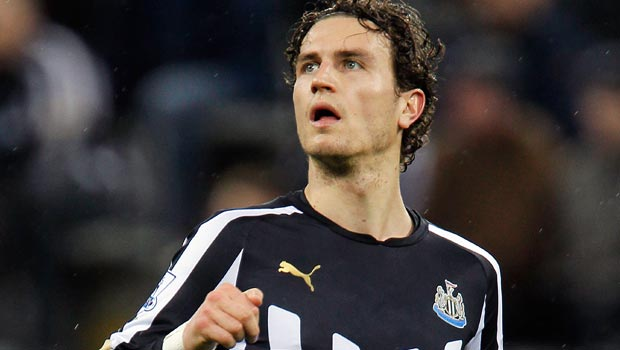Daryl Janmaat Newcastle United