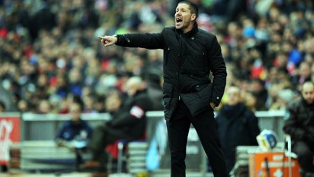 Diego Simeone Atletico Madrid v Celta Vigo