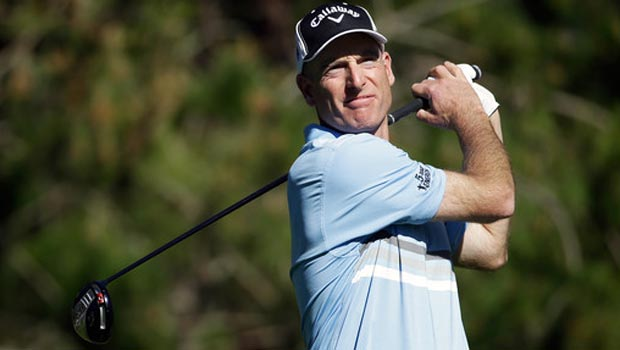 Jim Furyk AT&T Pro-Am at Pebble Beach