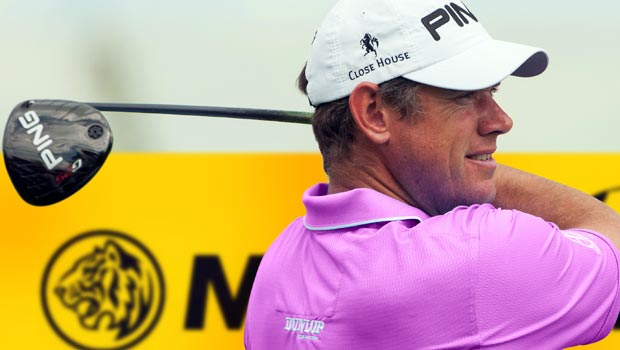 Lee Westwood ready for Malaysian Open