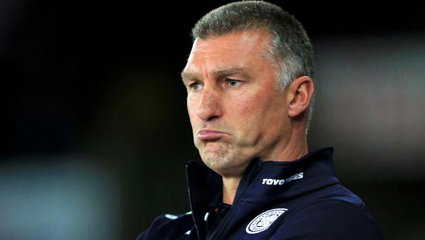 Leicester City deny Nigel Pearson