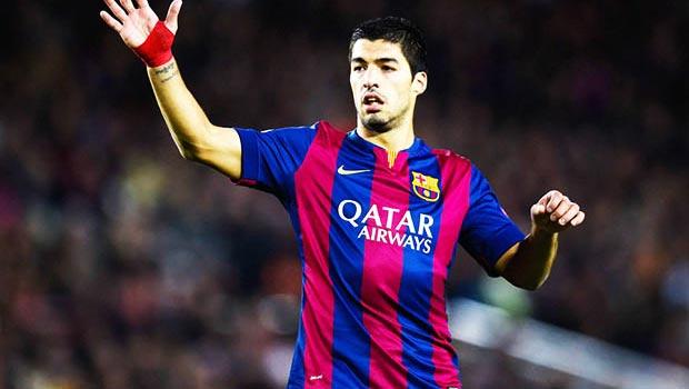 Luis Suarez Barca