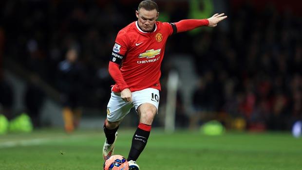 Man Utd Wayne Rooney FA Cup
