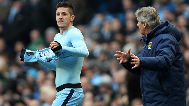 Manchester City Stevan Jovetic