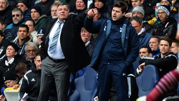 Mauricio Pochettino Tottenham 2-2 West Ham