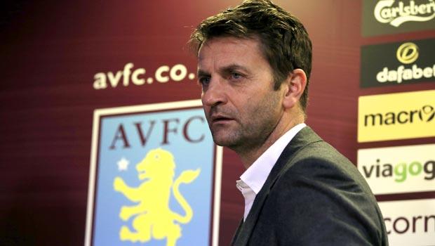 New Aston Villa boss Tim Sherwood