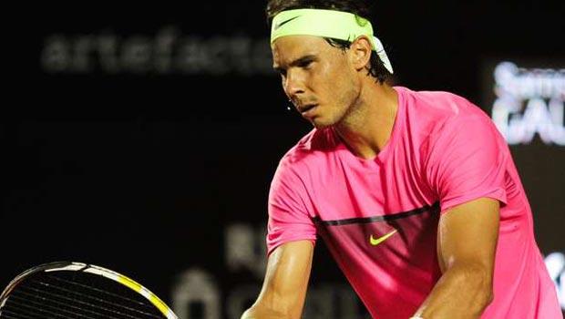 Rafael Nadal Rio Open 2015