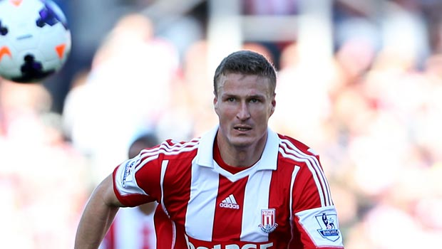 Robert Huth Stoke City to Leicester City
