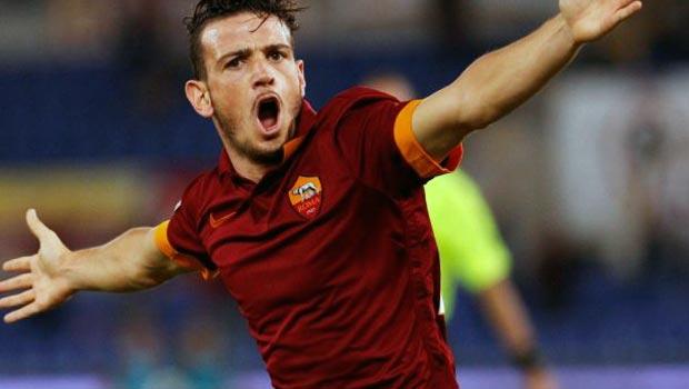 Roma midfielder Alessandro Florenzi