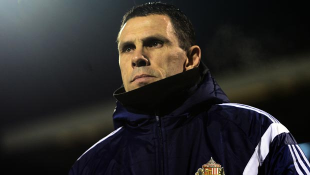 Sunderland boss Gus Poyet  FA Cup