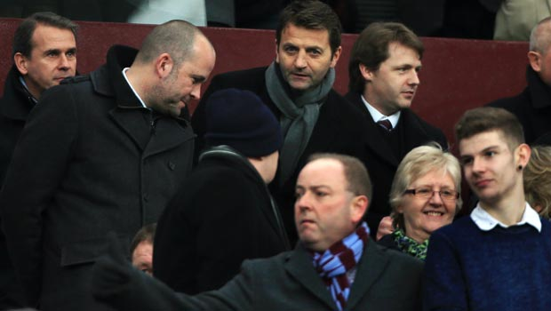 Tim Sherwood new Aston Villa boss
