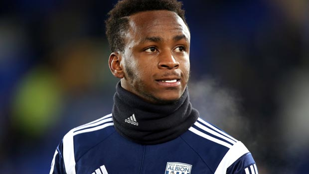 West Bromwich Albion Saido Berahino