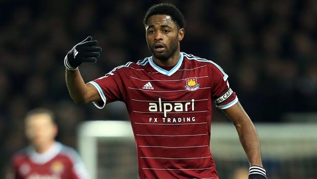 West Ham Alex Song