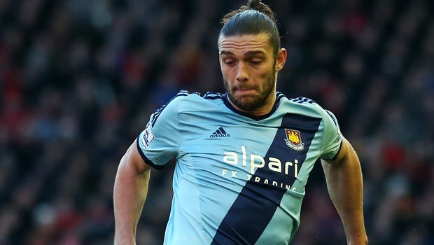 West Ham United Andy Carroll