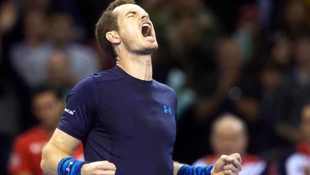 Andy Murray Davis Cup Great Britain