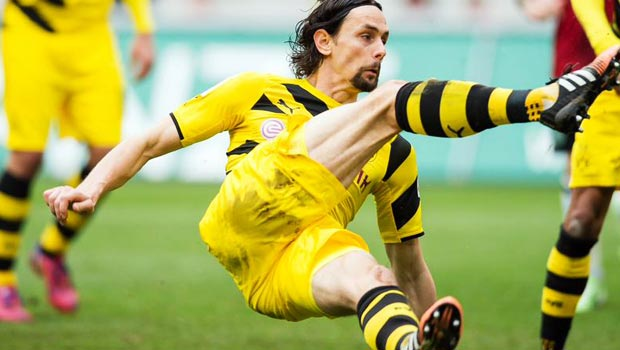 Borussia Dortmund defender Neven Subotic