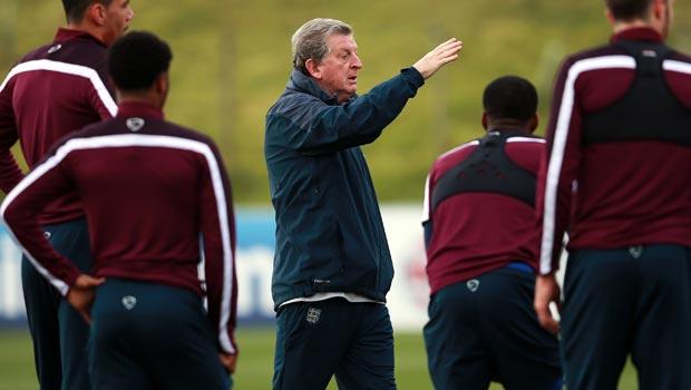 England manager Roy Hodgson Euro 2016 Qualifier
