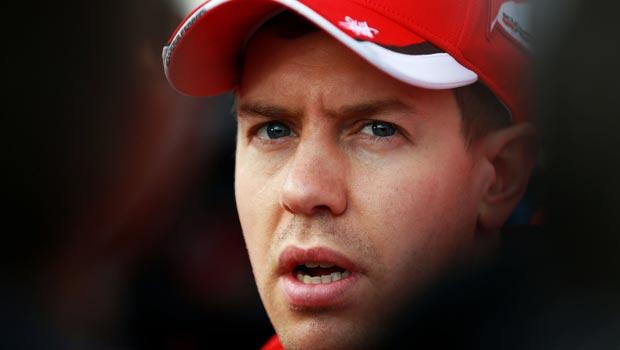 Ferrari Sebastian Vettel Malaysian Open