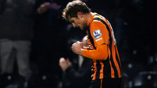 Hull City Nikica Jelavic