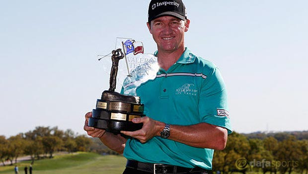 Jimmy Walker Valero Texas Open PGA Tour
