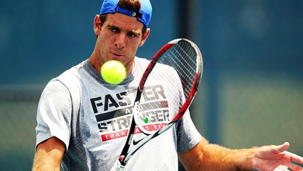 Juan Martin Del Potro Tennis
