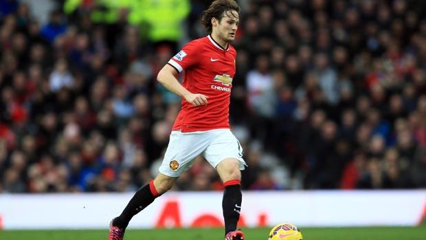 Man United midfielder Daley Blind
