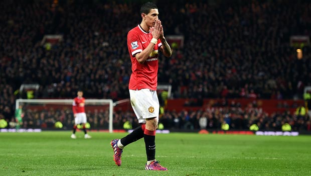 Man Utd Angel Di Maria