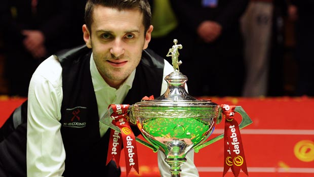 Mark Selby Dafabet World Snooker Championships