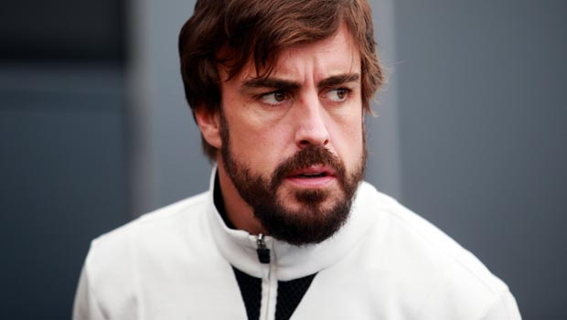McLaren Honda Fernando Alonso F1