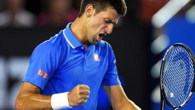 Novak Djokovic Tennis BNP Paribas