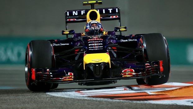 Red Bull Daniel Ricciardo ahead of Malaysian Grand Prix