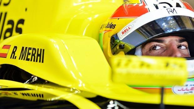 Roberto Merhi Manor Marussia