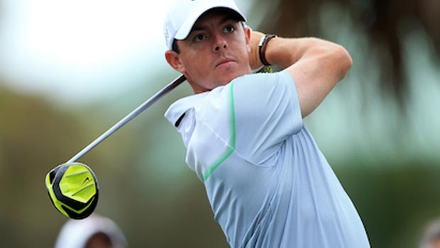 Rory McIlroy ahead of US Masters 2015