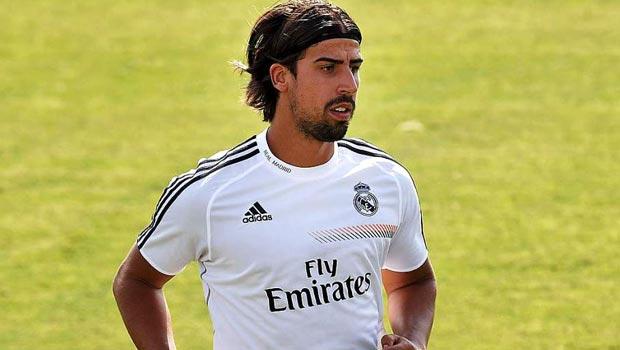 Sami Khedira Real Madrid exit