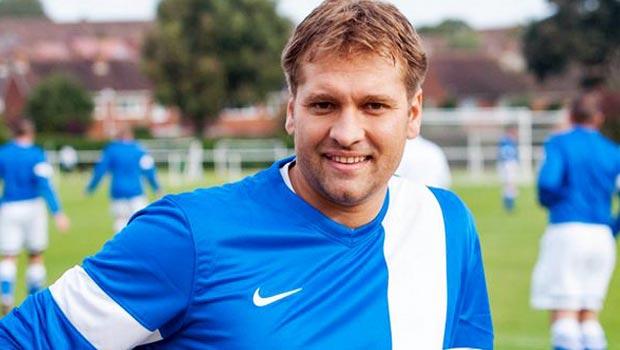Stiliyan Petrov former Aston Villa
