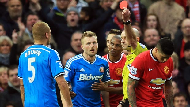 Sunderland Wes Brown