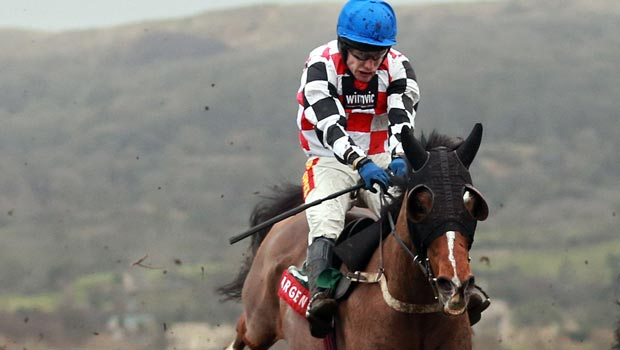 Tom Scudamore and Giant Bolster