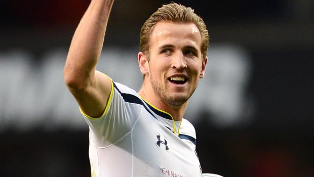 Tottenham Hotspur striker Harry Kane to Englang Euro 2016