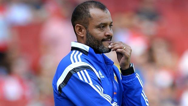 Valencia head coach Nuno Espirito Santo