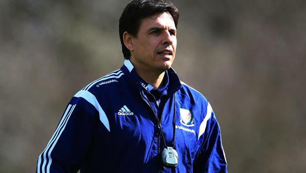 Wales Manager Chris Coleman UEFA Euro 2016
