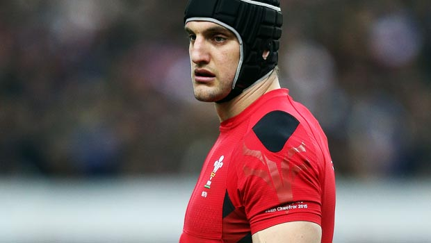 Wales Sam Warburton RBS Six Nations
